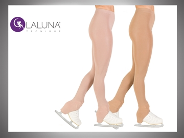 LALUNA Over-the-Heel Tights